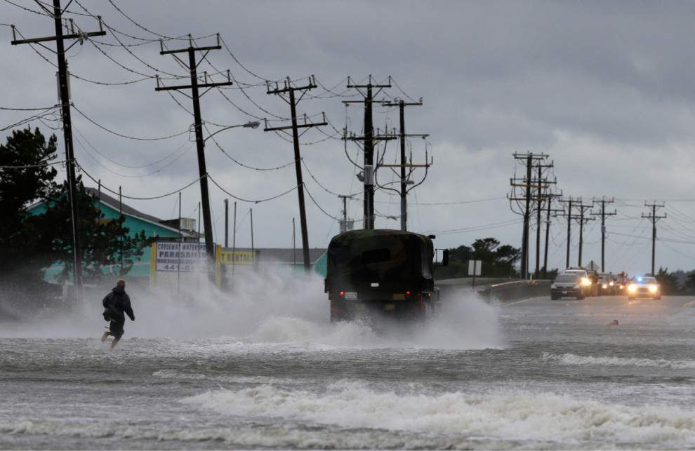 Arthur hits NC coast just before July 4 holiday _lowres