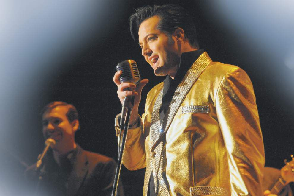 Elvis fans of all ages invited to Louisiana Philharmonic Orchestra tribute to 'the King' _lowres