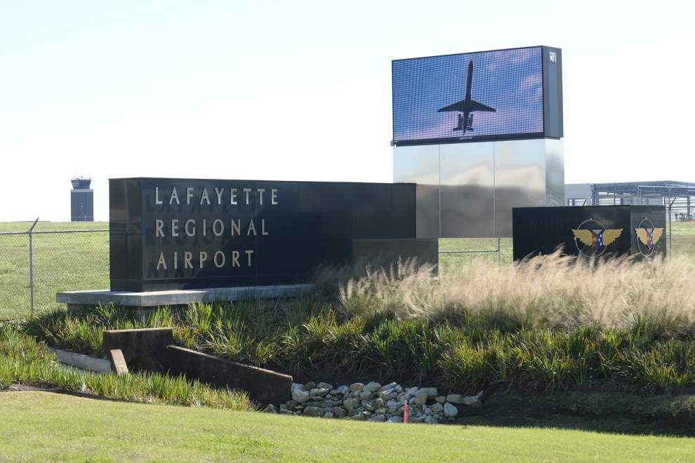 Five named to review committee for Lafayette Regional Airport work, including $90 million terminal project _lowres