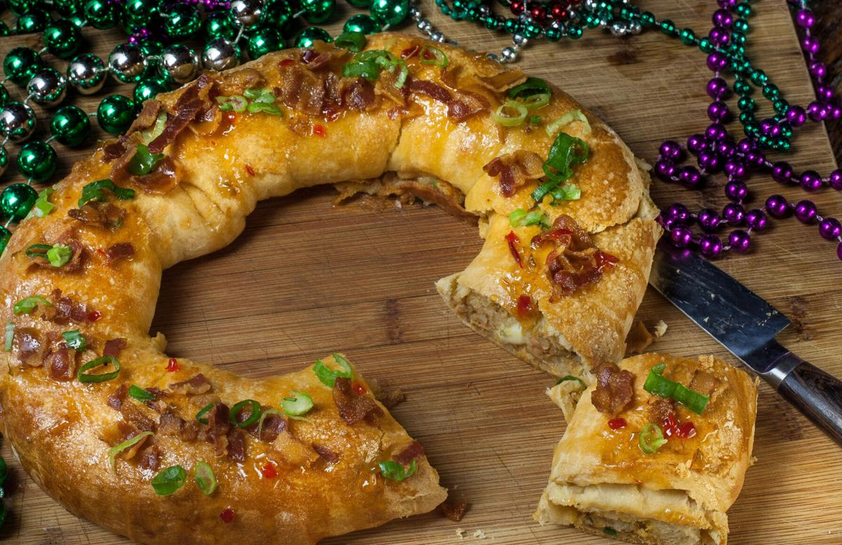 Boudin King Cake sliced.jpg