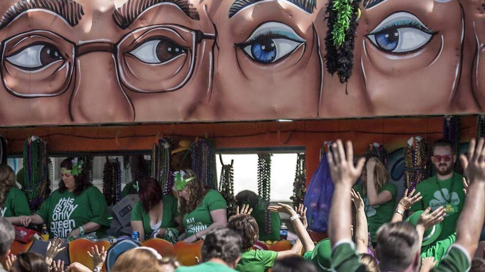 Photos: St. Patrick's Day Parade _lowres