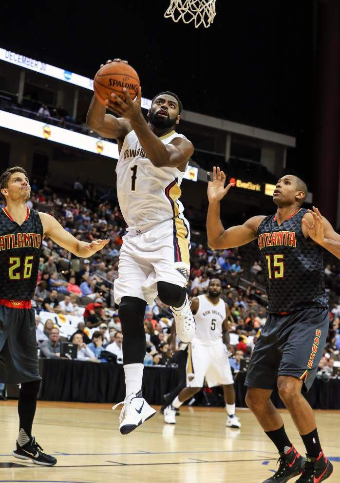 Injured guard Tyreke Evans getting closer to return to court _lowres
