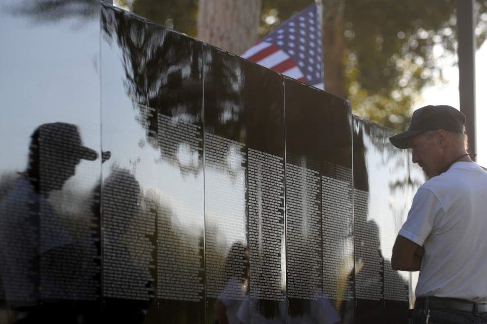 Kenner plans for visit from The Moving Wall Vietnam memorial _lowres
