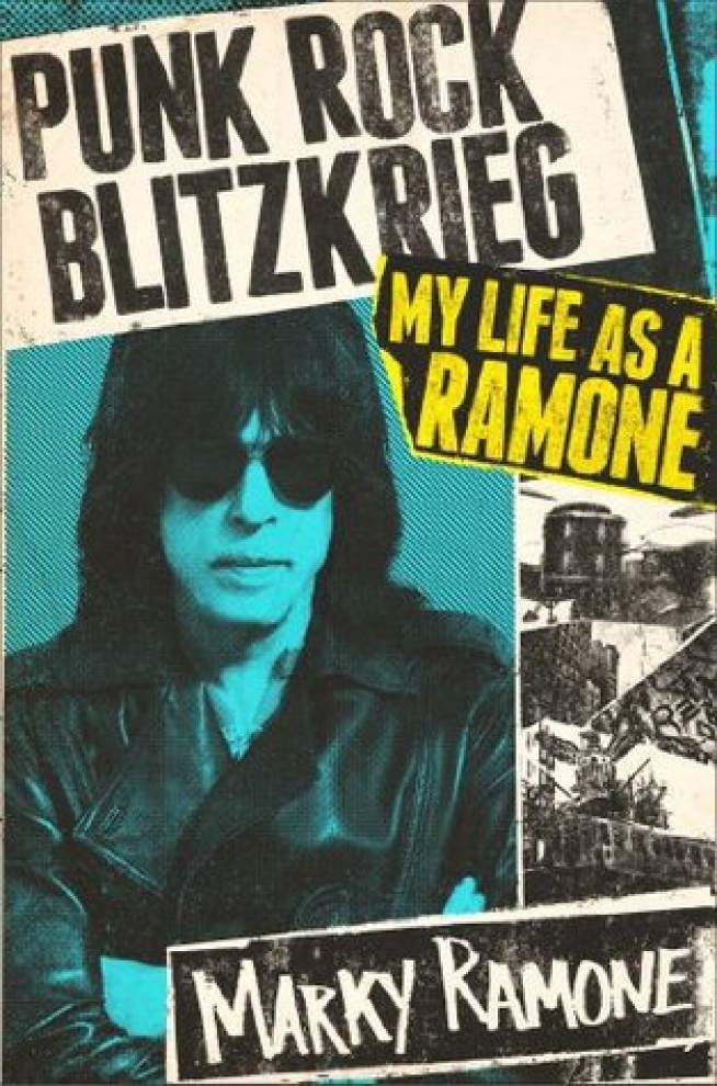 Book review: Rocking with The Ramones _lowres