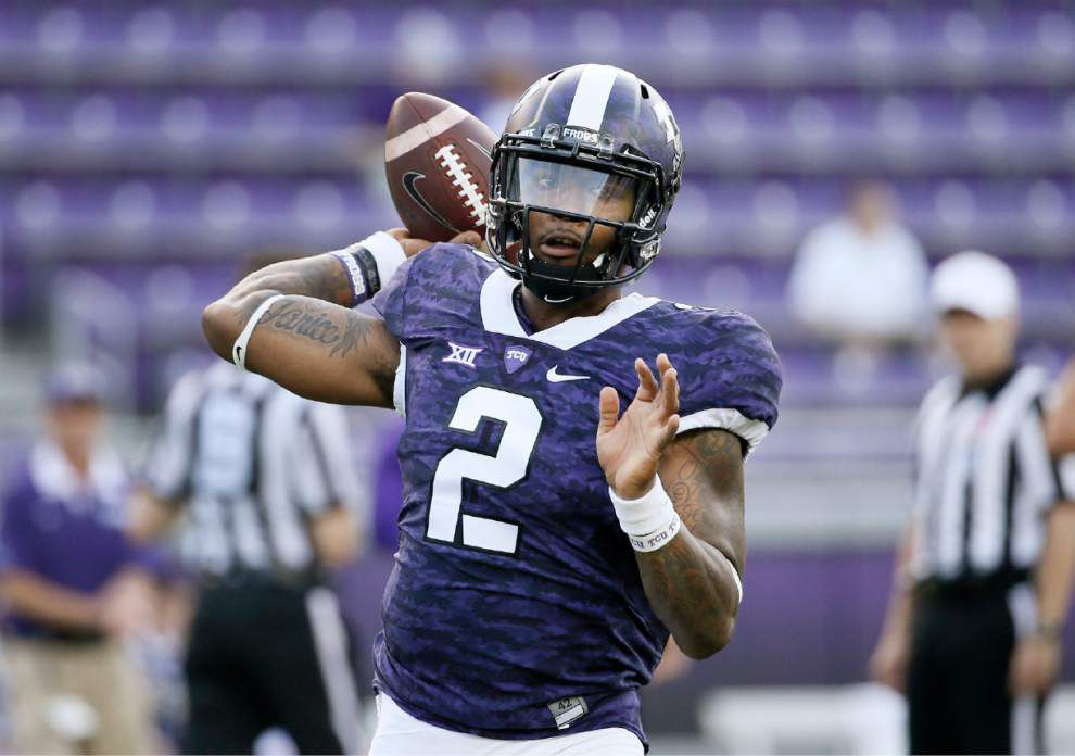 Scott Rabalais' Heisman Watch: Look who jumped to the top of the list _lowres