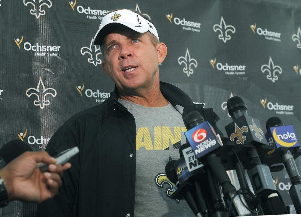 Saints coach Sean Payton talks kickoff rule, Hard Knocks, Drew Brees on The Dan Patrick Show _lowres