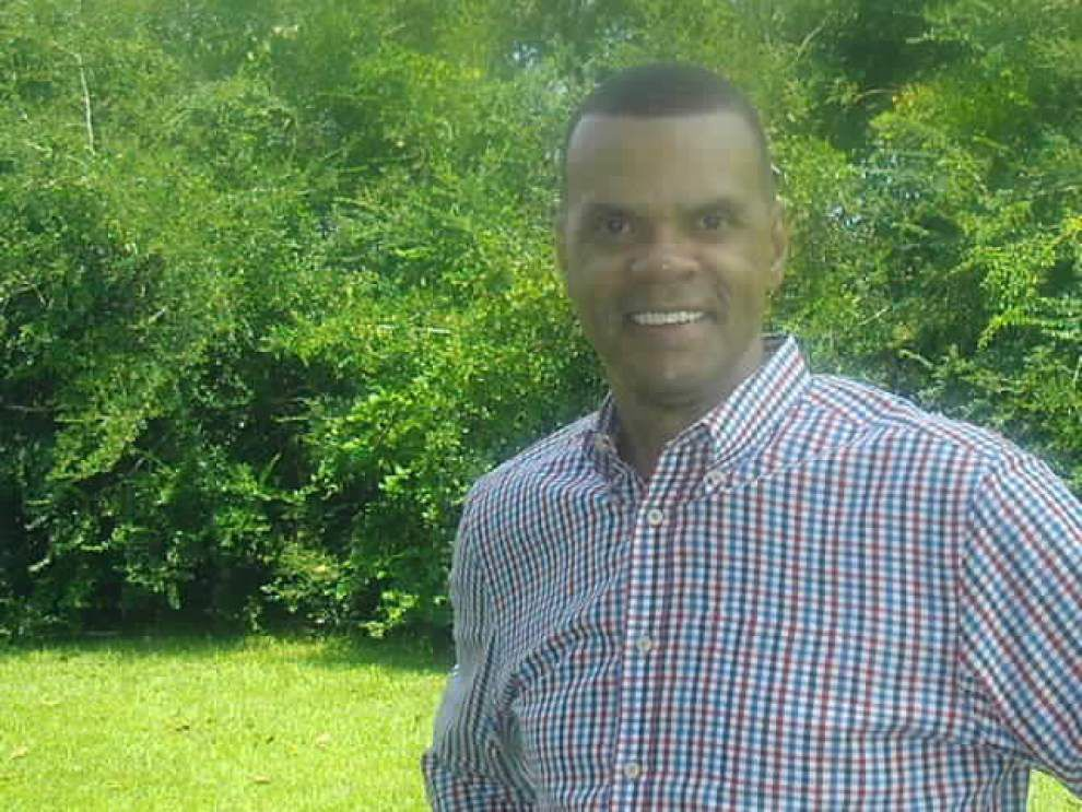Running for Office: Randy Perkins, Zachary mayor _lowres