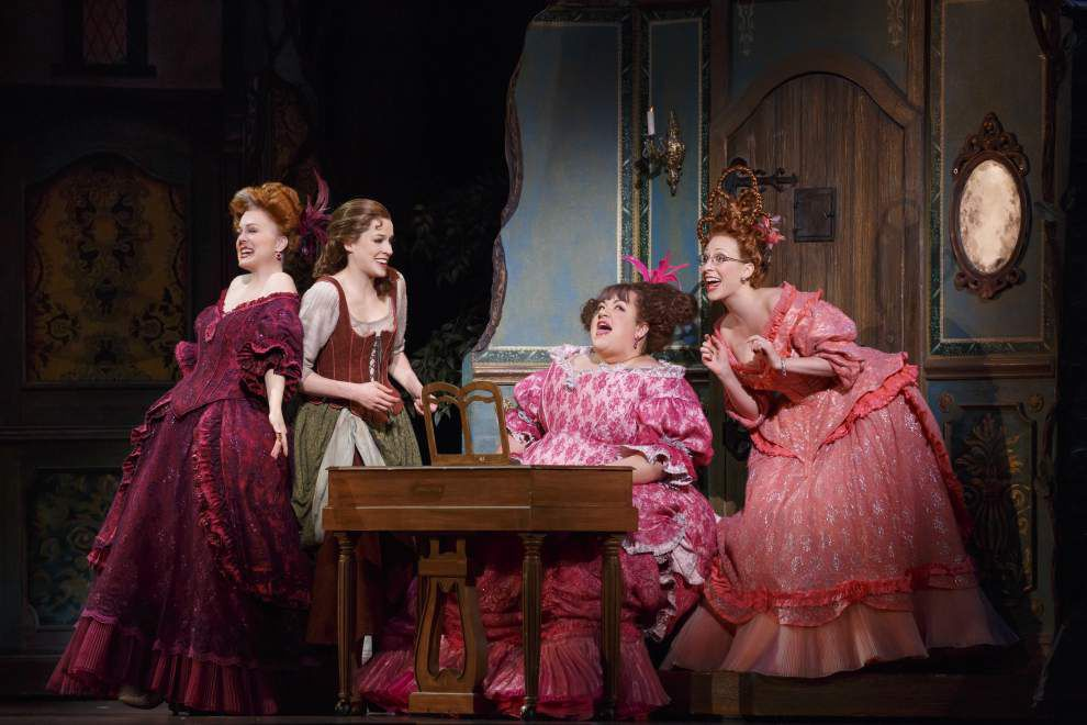 Rodgers and Hammerstein envision a brave new 'Cinderella' at the Saenger _lowres