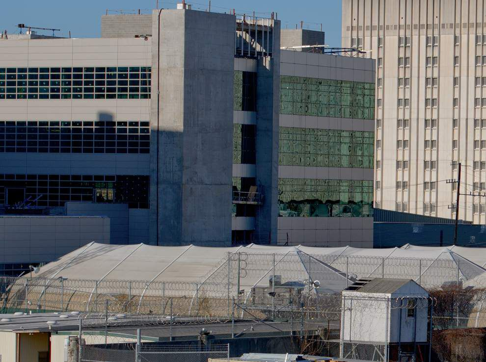 Grant to fund new study that aims to reduce incarceration rates at Orleans jail _lowres