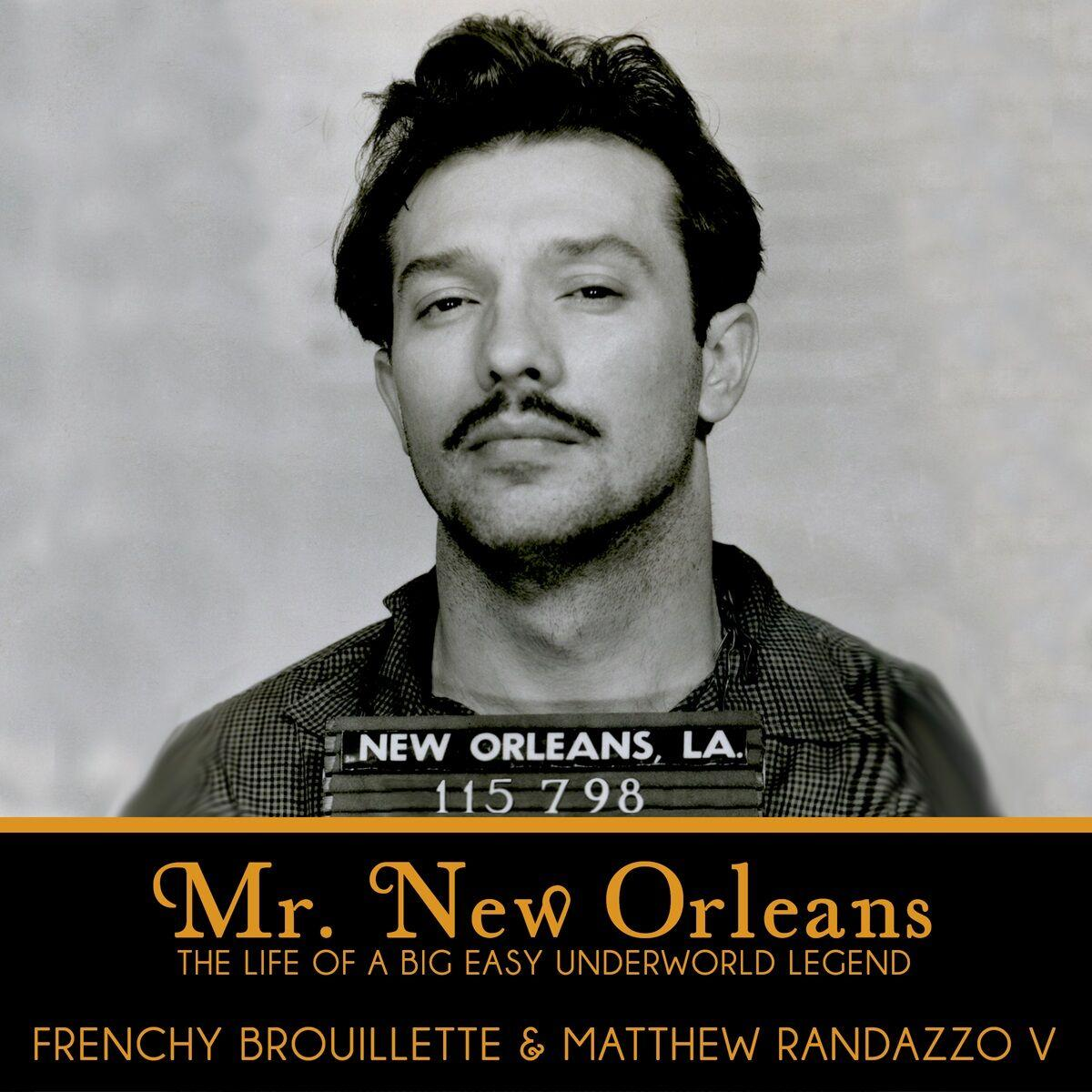 mr new orleans cover