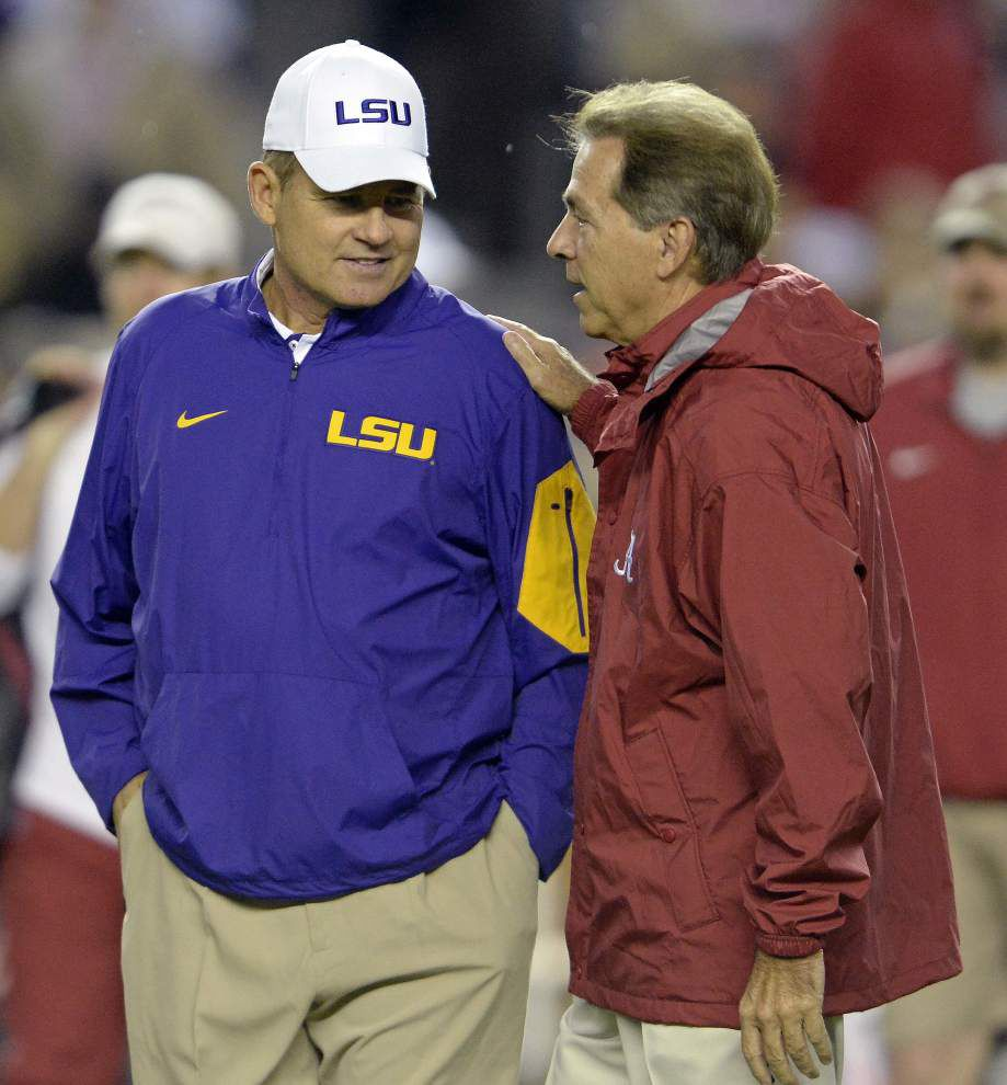 rabalais as coaching search rolls on lsu must be prepared to
