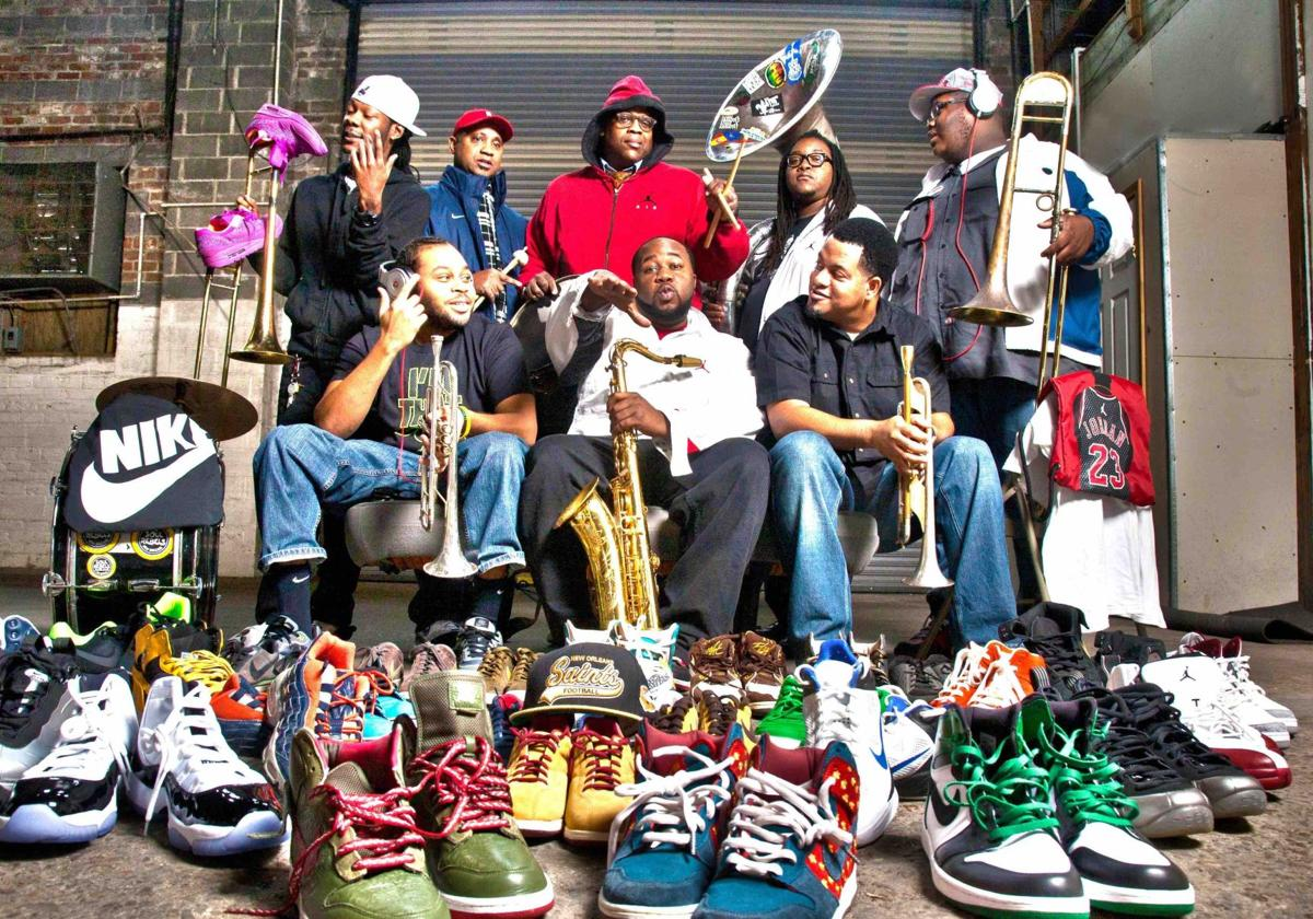 Soul Rebels to perform on Late Show with Stephen Colbert Feb. 6_lowres