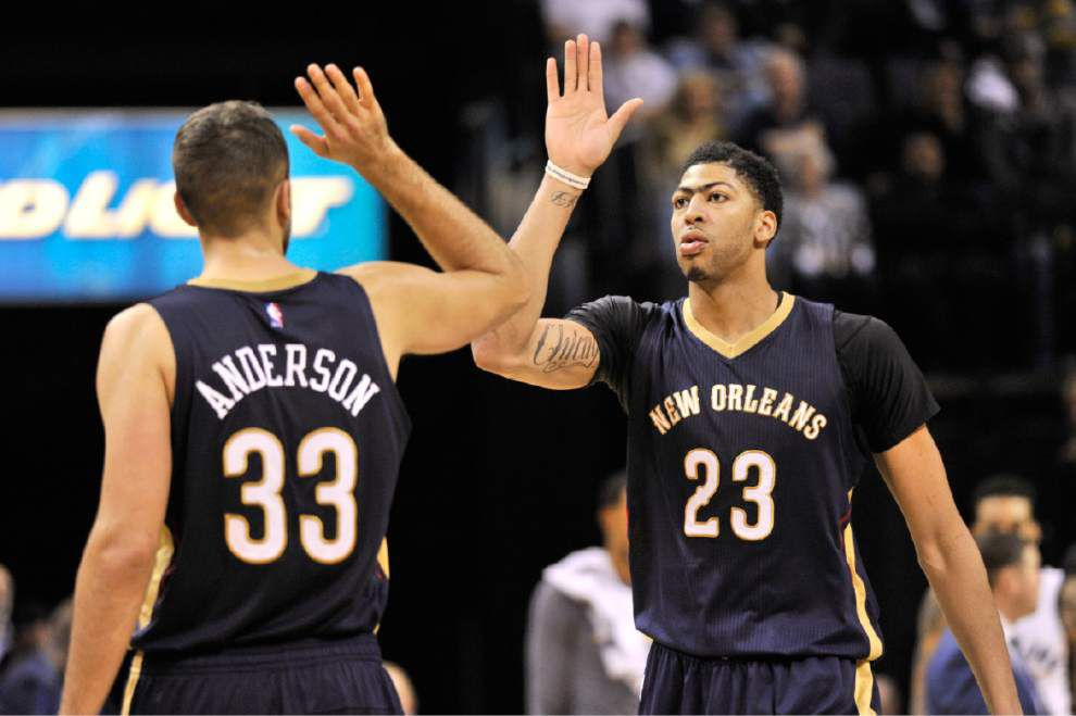 Rod Walker: As Anthony Davis' year ends, this Passion play of a Pelicans season is laid to rest, too _lowres