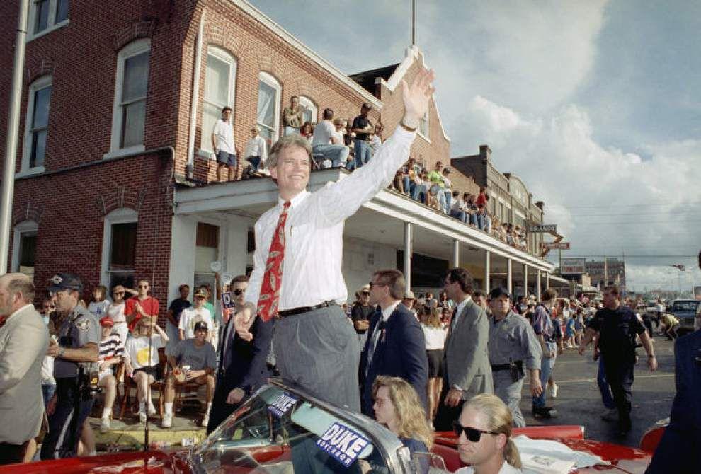 New York Times says Scalise incident evokes memories of David Duke gubernatorial run _lowres
