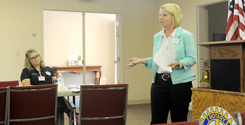 Rotarian offers financial seminar _lowres