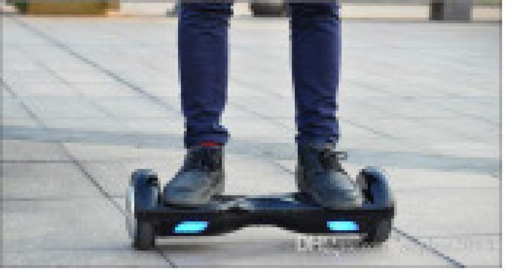 Hoverboard fires in lower Jefferson Parish and Alabama have the attention of federal regulators _lowres