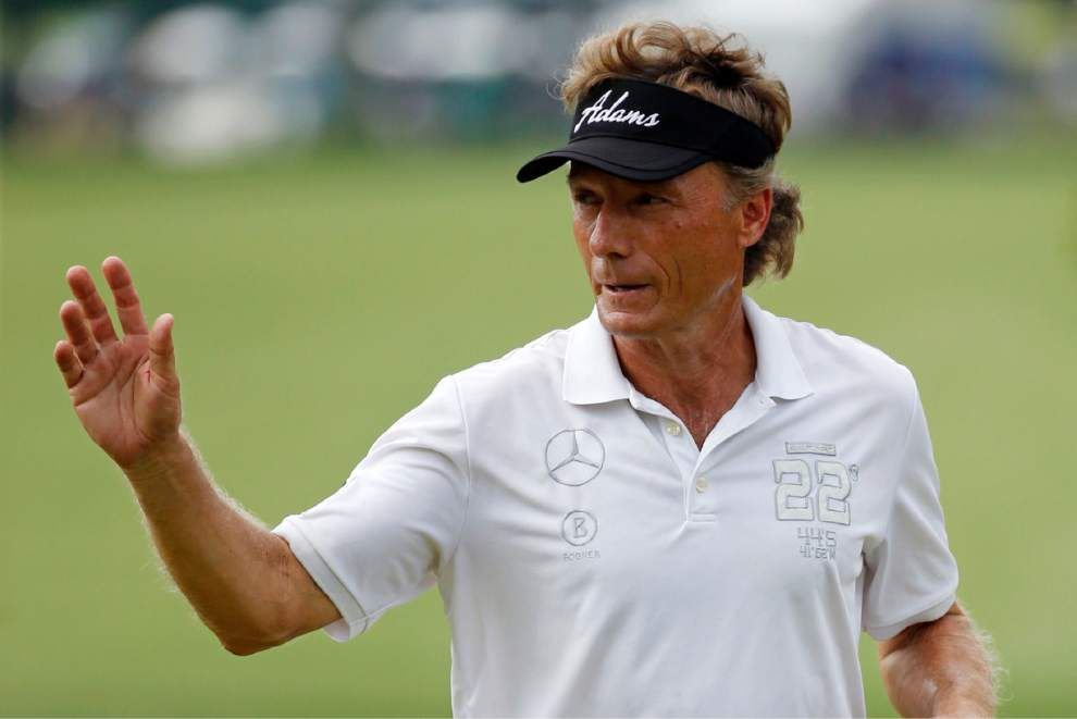 Bernhard Langer still in command at Senior Players _lowres