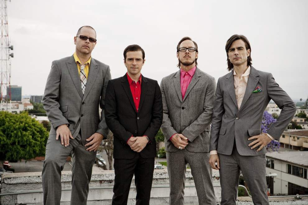 As Weezer returns to headline Champions Square, Rivers Cuomo is still the reluctant rock star _lowres