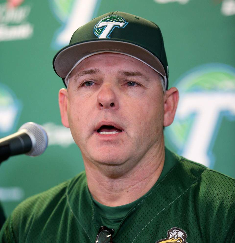 David Pierce, Tulane begin new era with series vs. Pepperdine _lowres