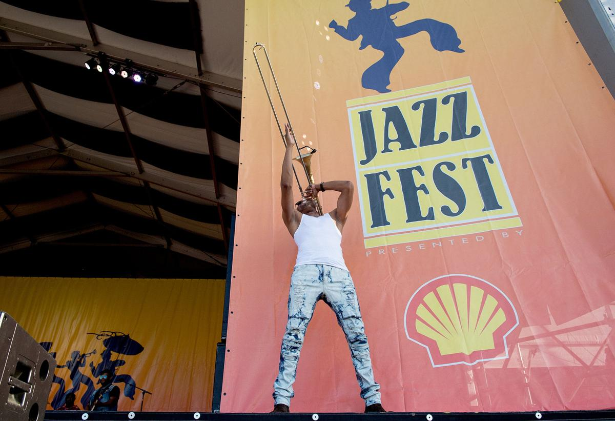 Jazz Fest releases cubes for 2019 event
