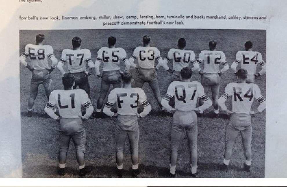 Blog recalls the Qs, Ls and Fs of LSU uniform history _lowres