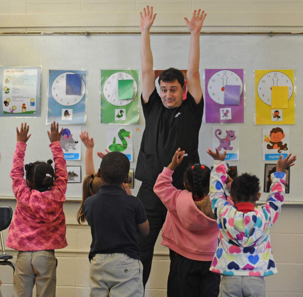 Do-Re-ME! Music program helps Acadiana youngsters learn _lowres