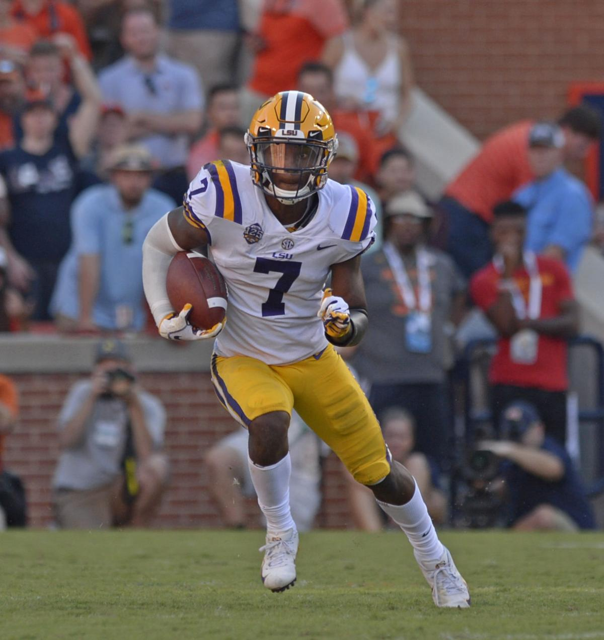 Mired in slump, LSU's Jonathan Giles changing jersey ...