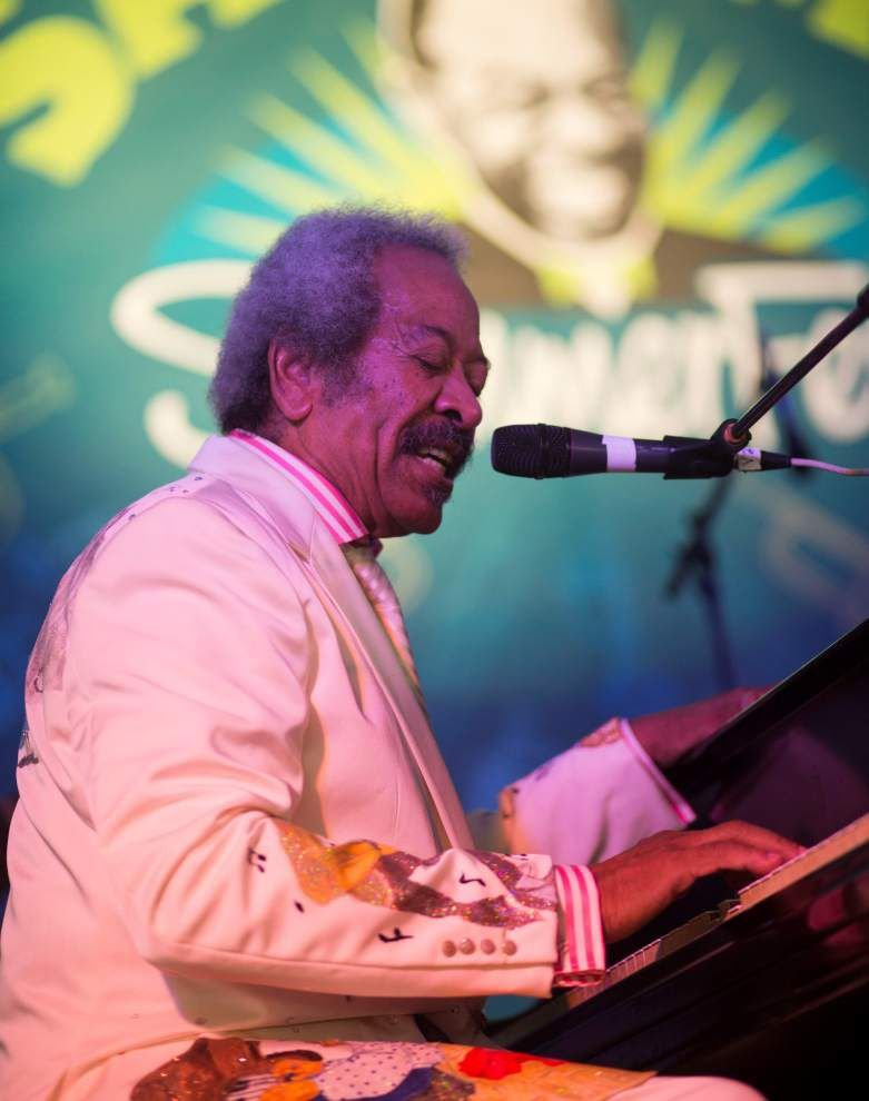 NOAAHH benefit will be a tribute to Allen Toussaint _lowres
