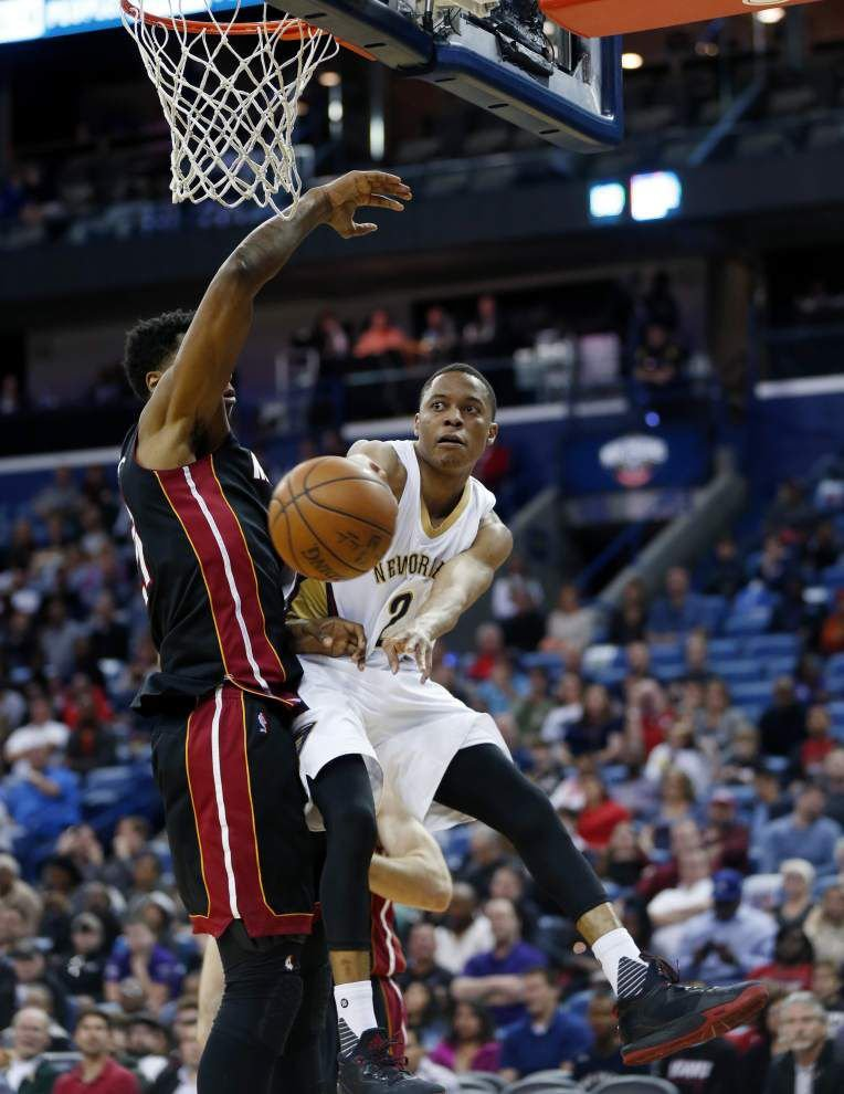 Battles with former teammate Damian Lillard impacted Pelicans guard Tim Frazier _lowres