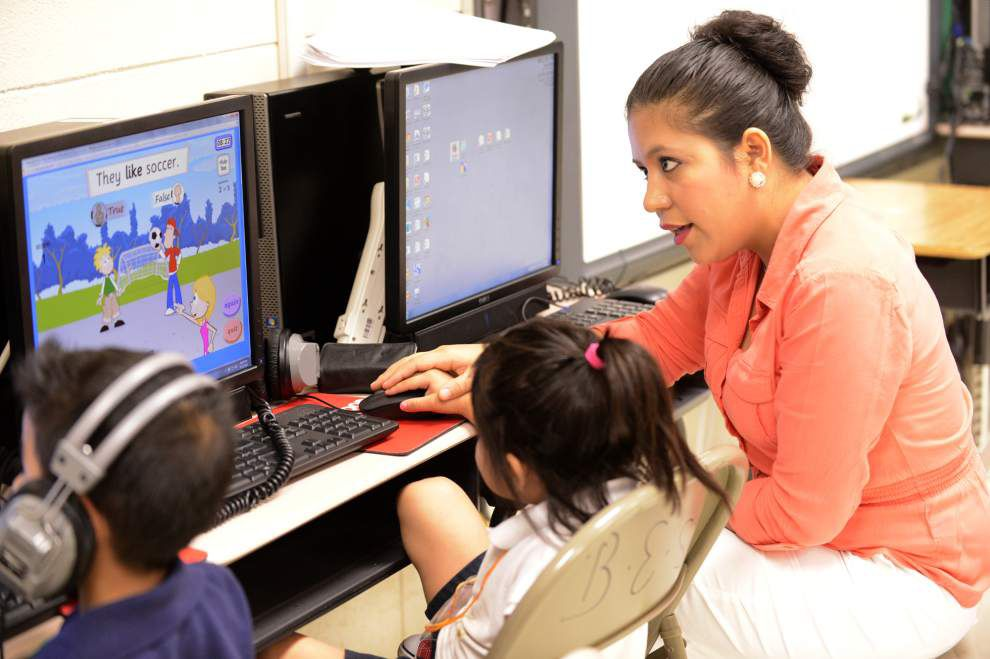 Lafayette program helping non-English speaking students _lowres