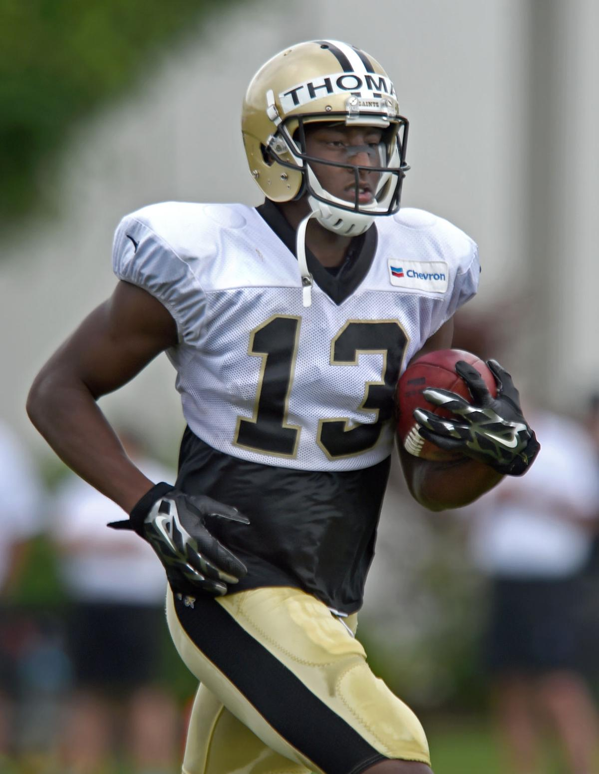 Can T Guard Mike Saints Rookie Wr Michael Thomas Best In