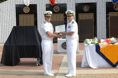 Former Clinton, St  Francisville resident ends command after