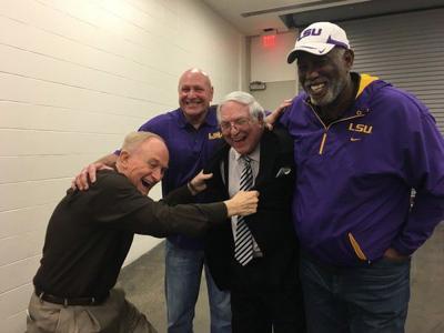 The strangest-ever LSU basketball reunion heals an old man's heart