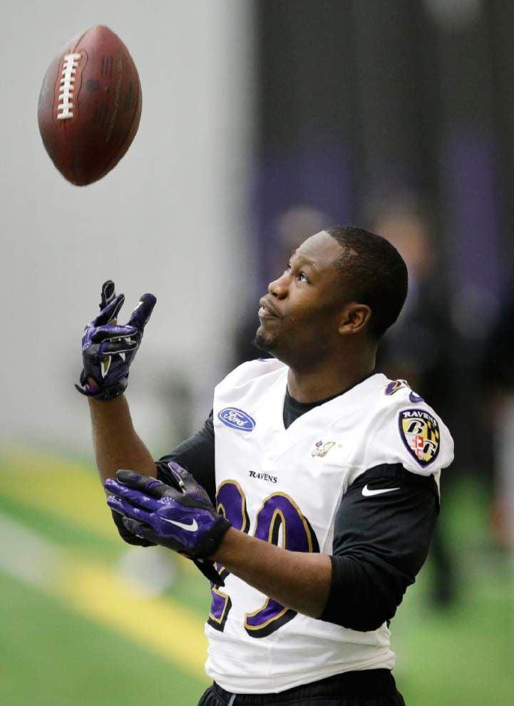 Ravens hope for more success against Patriots _lowres