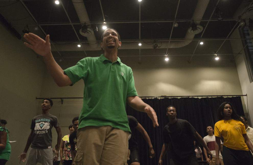 Reaching new heights: Director calls musical 'Rent' for new age _lowres
