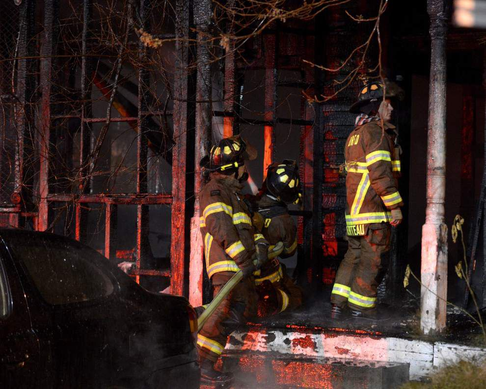 People seeking warmth spark downtown house fire _lowres