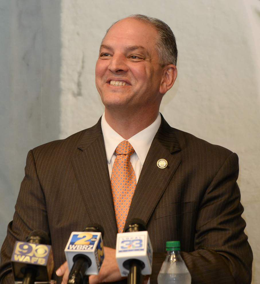 Pollsters: Despite surprise showing in primary, no sure bet John Bel Edwards will win governor's race _lowres