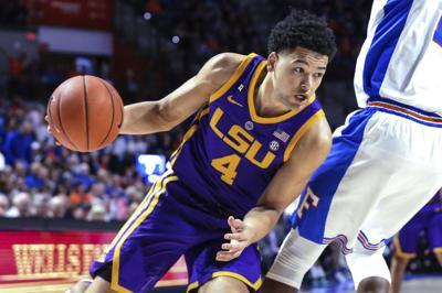 LSU guard Skylar Mays declares for NBA Draft, third LSU player to enter