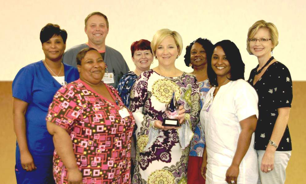 Nurse at Lane lauded for excellence _lowres