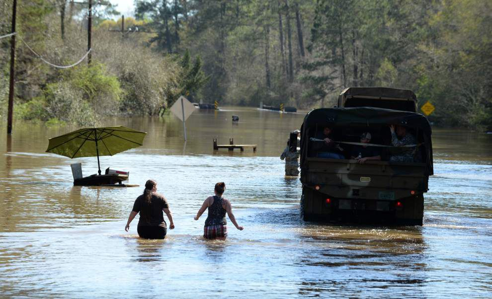 Baton Rouge-area flood updates: Amite River crests lower than expected; more flooding predicted near Bayou Manchac, Port Vincent _lowres (copy)