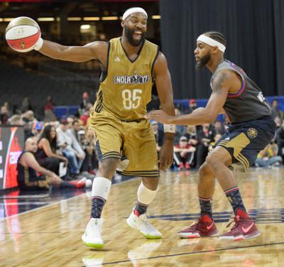 f8791b239 Former New Orleans Hornet Baron Davis  I d take half the money to live in L.A.  over N.O.