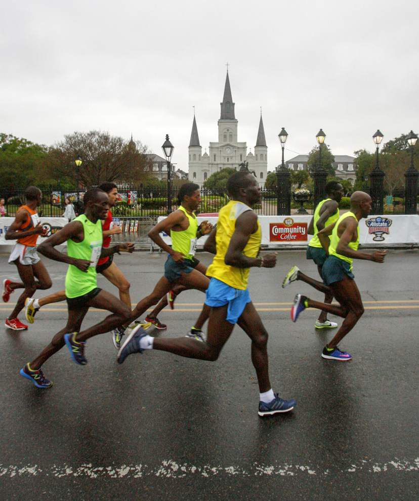 Traffic, parking restrictions around New Orleans for Crescent City Classic, Easter parades _lowres