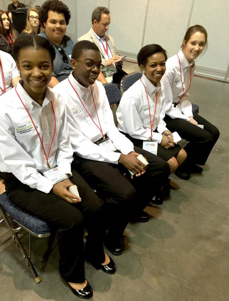 WFHS ProStart teams fare well at culinary event _lowres
