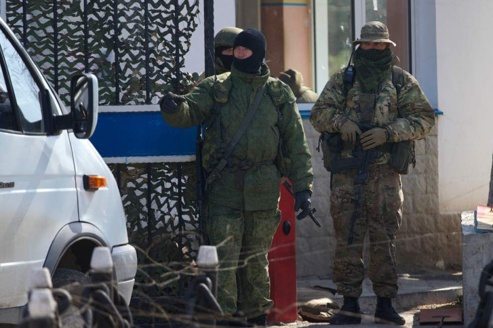 Putin completes Russian annexation of Crimea _lowres