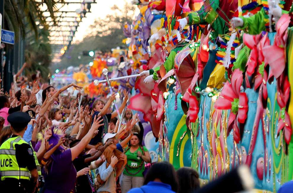 Arthur Hardy: What you can expect from Endymion, NOMTOC, Iris, Tucks, Isis on Saturday in New Orleans _lowres
