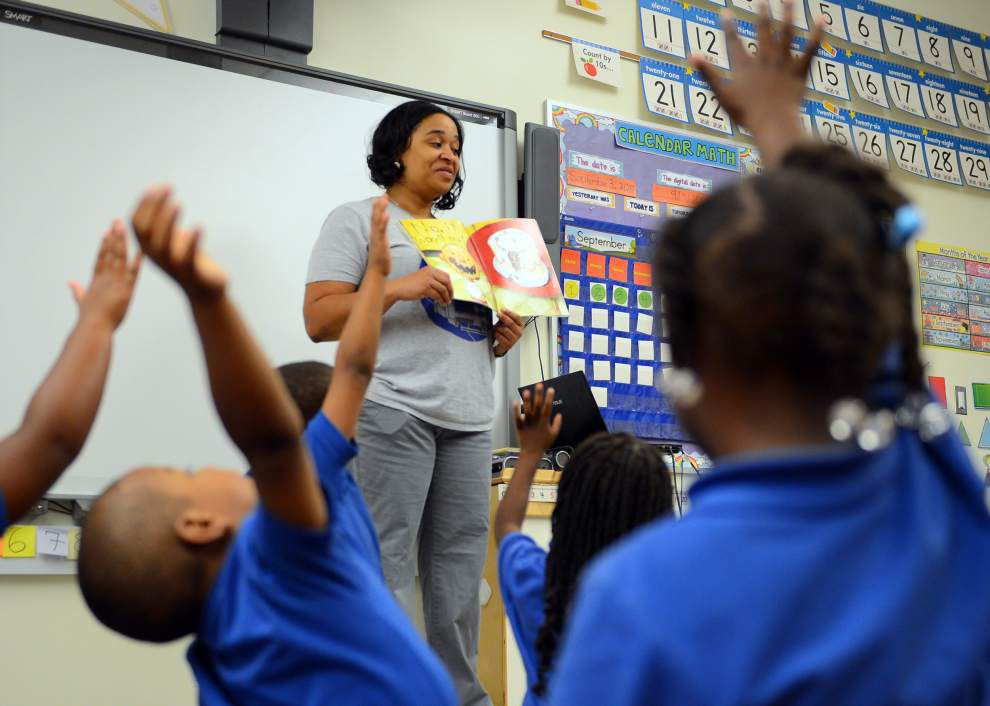 This year's exam scores flat in New Orleans area, statewide _lowres