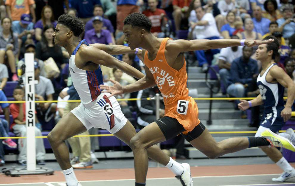 Zachary girls, Episcopal boys take team titles at LHSAA state indoor track meet _lowres