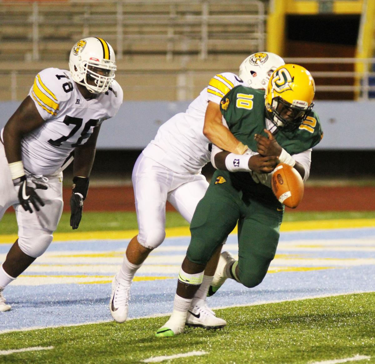 Photos: U-High, Parkview Baptist, Live Oak all win in