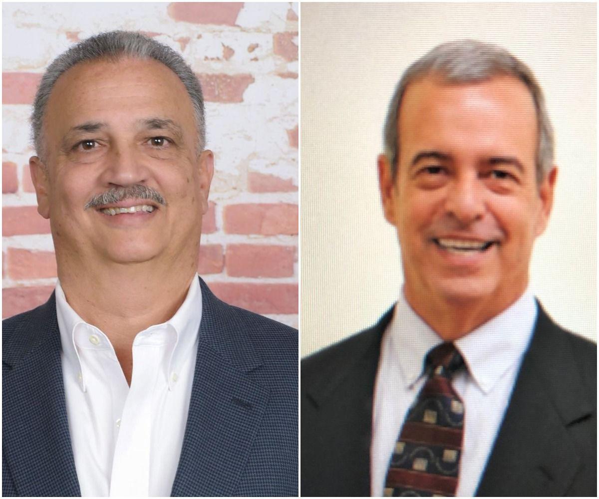 Roy Darl Adams (left) and Johnny Arceneaux (right)