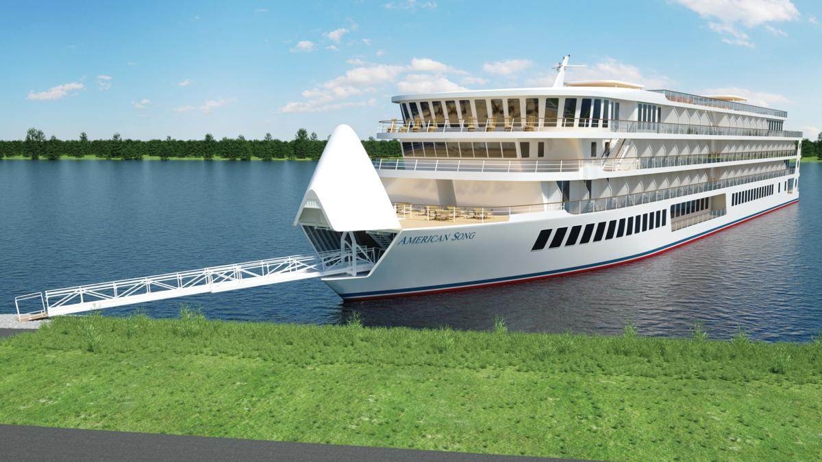 New Mississippi River Cruise Boat To Call On Baton Rouge